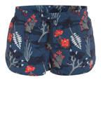 THE NORTH FACE Outdoor-Shorts  CLASS V, Farbe: PETROL BEDRUCKT (Bild 1)