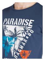 RAGMAN T-Shirt, Farbe: DUNKELBLAU (Bild 1)