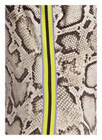 PINKO Kleid ANCILLA mit Galonstreifen , Farbe: BEIGE (Bild 1)