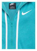 Nike Sweatjacke, Farbe: TÜRKIS (Bild 1)