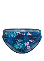 Hot Stuff Bikini-Hose BLUE FLOWERS, Farbe: MULTI BLUE (Bild 1)