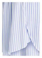 mey Lounge-Shorts NELE, Farbe: HELLBLAU/ WEISS GESTREIFT (Bild 1)