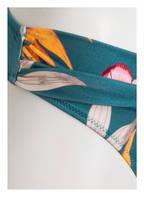 watercult Bikini-Hose HYPER VINTAGE , Farbe: PETROL/ ORANGE/ ROSA (Bild 1)