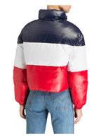 Levi's® Daunenjacke, Farbe: DUNKELBLAU/ WEISS/ ROT (Bild 1)