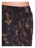 STELLA McCARTNEY SWIMWEAR Badeshorts, Farbe: BRAUN CAMOUFLAGE (Bild 1)