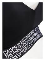 Calvin Klein Bustier STATEMENT 1981, Farbe: SCHWARZ (Bild 1)