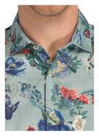 OLYMP Halbarm-Hemd Level Five body fit , Farbe: GRÜ/ BLAU (Bild 1)