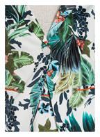 MORE & MORE Blazer, Farbe: WEISS/ GRÜN/ TÜRKIS (Bild 1)