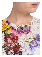 DOLCE&GABBANA Kleid , Farbe: CREME/ LILA/ ROT (Bild 1)