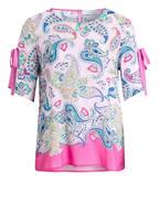 just white Blusenshirt, Farbe: ROSA/ PINK MULTICOLOR (Bild 1)