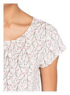 soyaconcept Blusenshirt, Farbe: WEISS/ GRAU/ ROSA (Bild 1)