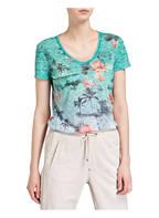 TAIFUN T-Shirt , Farbe: GRÜN/ ROT/ BLAU (Bild 1)