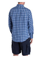 POLO RALPH LAUREN Leinenhemd Standard Fit, Farbe: BLAU/ WEISS/ DUNKELBLAU (Bild 1)