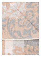 Cawö Duschtuch NOBLESSE , Farbe: BEIGE/ GRAU  (Bild 1)