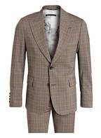 DRYKORN Anzug F-TRIEST Extra Slim Fit, Farbe: SCHWARZ/ BEIGE/ COGNAC (Bild 1)