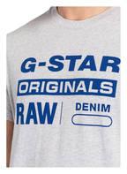 G-Star RAW T-Shirt GRAPHIC, Farbe: HELLGRAU MELIERT (Bild 1)