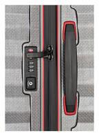 Samsonite Trolley LITE-SHOCK SPORT, Farbe: GRAU/ ROT (Bild 1)