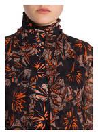 DOROTHEE SCHUMACHER Kleid , Farbe: DUNKELBLAU/ ORANGE (Bild 1)