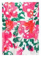 Phase Eight Kleid JANETTE , Farbe: WEISS/ PINK/ GRÜN (Bild 1)