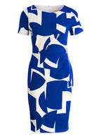 Phase Eight Kleid GRETCHEN, Farbe: WEISS/ BLAU (Bild 1)