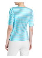 JOY sportswear T-Shirt ALLISON, Farbe: HELLBLAU/ WEISS GESTREIFT (Bild 1)
