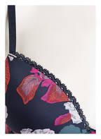 Calvin Klein Push-up-BH SEDUCTIVE COMFORT, Farbe: DUNKELBLAU (Bild 1)