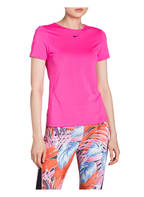 Nike T-Shirt PRO DRI-FIT aus Mesh, Farbe: FUCHSIA (Bild 1)