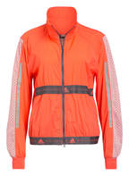 adidas by Stella McCartney Laufjacke RUN LIGHT , Farbe: ORANGE/ GRAU (Bild 1)