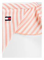 TOMMY HILFIGER Bikini-Hose , Farbe: KORALLE/ WEISS (Bild 1)