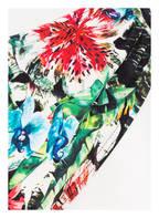 Hot Stuff Bikini-Hose TROPICAL FLOWER, Farbe: SCHWARZ/ GRÜN/ ROT (Bild 1)