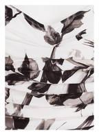 MARYAN MEHLHORN Badeanzug NIGHT GARDEN, Farbe: WEISS/ GRAU (Bild 1)