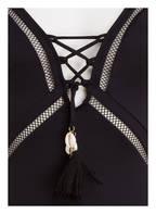 watercult Badeanzug BLACK MESH, Farbe: SCHWARZ (Bild 1)