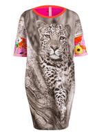 MARCCAIN Jerseykleid , Farbe: GRAU/PINK GEMUSTERT (Bild 1)