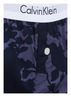 Calvin Klein Schlafshorts, Farbe: DUNKELBLAU/ SCHWARZ (Bild 1)