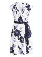 s.Oliver BLACK LABEL Kleid , Farbe: WEISS GEMUSTERT (Bild 1)