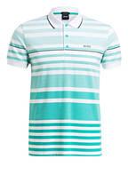 BOSS Piqué-Poloshirt PADDY Regular Fit, Farbe: MINT/ WEISS  (Bild 1)