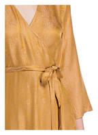 GESTUZ Seidenkleid CAMMA, Farbe: CAMEL (Bild 1)