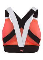 PUMA Sport-BH FEEL IT, Farbe: PINK (Bild 1)