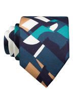 BOSS Krawatte, Farbe: BLAU/ WEISS/ DUNKELBLAU (Bild 1)