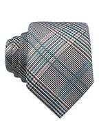 BOSS Krawatte, Farbe: WEISS/ SCHWARZ/ PETROL (Bild 1)
