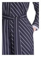 HUGO Blusenkleid ELOWEN , Farbe: DUNKELBLAU/ WEISS GESTREIFT (Bild 1)