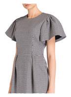 ALEXANDER McQUEEN Kleid, Farbe: SCHWARZ/ WEISS (Bild 1)