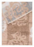 Cawö Handtuch NOBLESSE, Farbe: BEIGE/ GRAU (Bild 1)