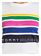 TOMMY HILFIGER T-Shirt BROOKE , Farbe: WEISS BEDRUCKT (Bild 1)