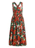 DOLCE&GABBANA Kleid, Farbe: ROT/ GRÜN/ WEISS (Bild 1)
