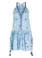 Poupette St Barth Strandkleid BETY , Farbe: HELLBLAU/ WEISS (Bild 1)