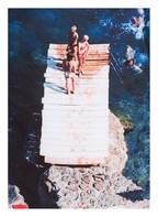 ORLEBAR BROWN Badeshorts BULLDOG, Farbe: DUNKELBLAU/ROT (Bild 1)
