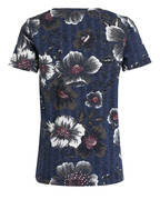 KEY LARGO T-Shirt NASSAU, Farbe: NAVY/ TAUPE/ WEISS (Bild 1)