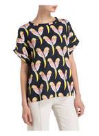 herzensangelegenheit Blusenshirt , Farbe: MARINE/ GELB/ LACHS (Bild 1)