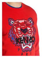 KENZO Sweatshirt TIGER, Farbe: ROT (Bild 1)